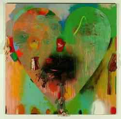 Corrente Pop Art - Jim Dine