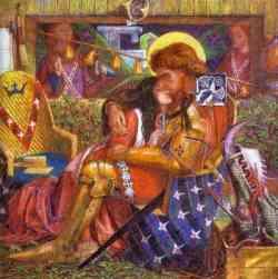 Preraffaellismo - Dante Gabriel Rossetti
