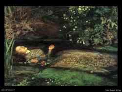 Preraffaelliti - John Everett Millais