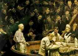 Realismo Americano - T. Eakins