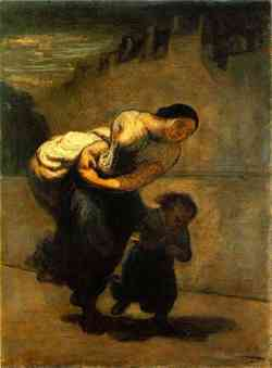 Realismo Pittorico Francese - Daumier