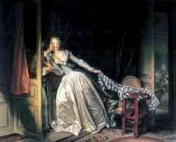 Stile Rococò - Jean-Honorè Fragonard