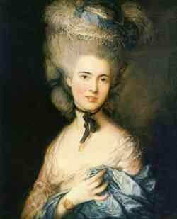 Rococò Thomas Gainsborough