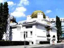 La sede del Secessione Viennese