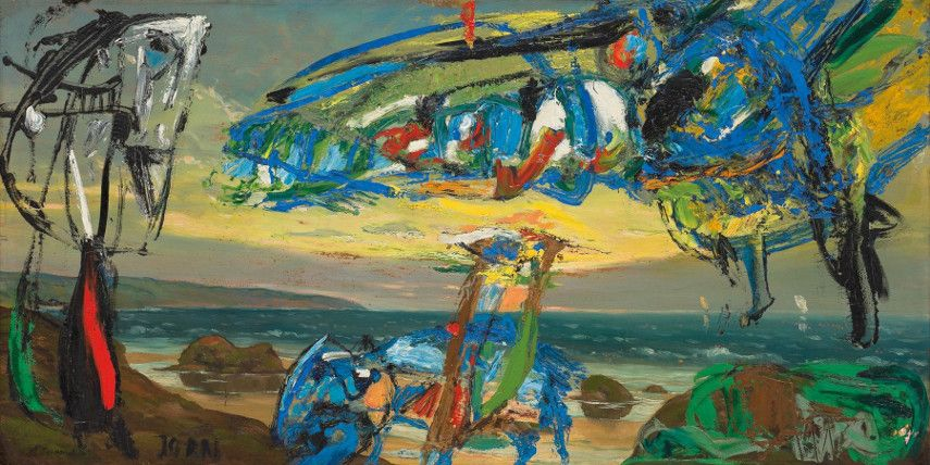 situazionismo asger jorn flying dutchman