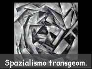 spazialismo transgeometrico