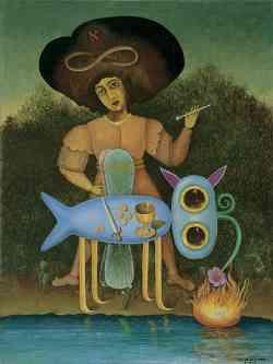 Surrealismo Victor Brauner 1947