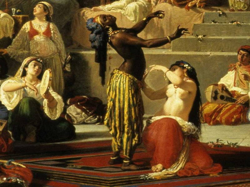 orientalismo  ORIENTALISMO - corrente artistica