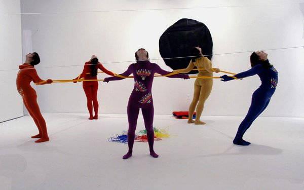 performance art 201