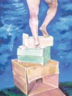 Verticalismo di Iolanda Taccini