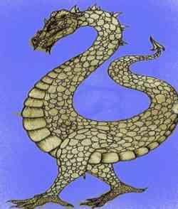 Drago Lindworm o Lindorm