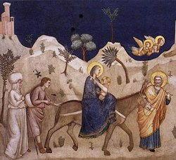 Storia della Fuga in Egitto