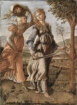Storia di Giuditta e Oloferne