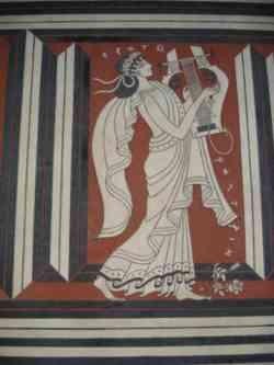 La Musa Erato