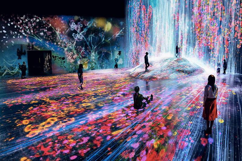 foto mori-digital-art-museum-Japan