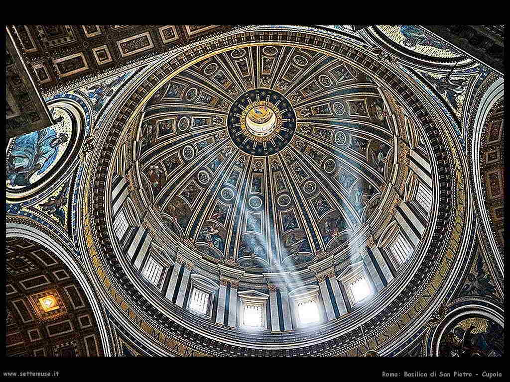 Basilica di San Pietro - Cupola