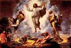 Basilica di San Pietro  - Trasfigurazione del Raffaello