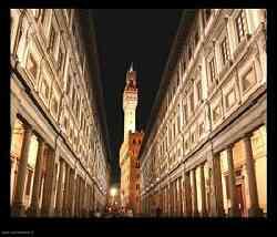 Firenze -Galleria degli Uffizi