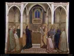 Galleria degli Uffizi - Ambrogio e Pietro Lorenzetti
