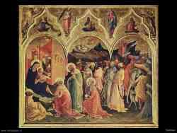Galleria degli Uffizi - Adorazione dei Magi - Gentile da Fabriano