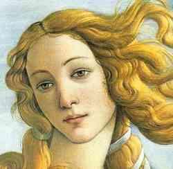 Galleria degli Uffizi -Sandro Botticelli particolare