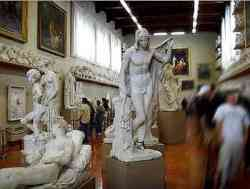 Galleria Accademia Firenze Gipsoteca Bartolini