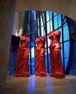 Museo Guggenheim Bilbao - Jim Dine 1997