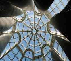 Museo Guggenheim - Cupola