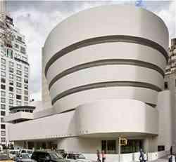 Museo Guggenheim - Esterno