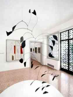 Museo Guggenheim Venezia - Basquiat Mosè e gli Egiziani 1982