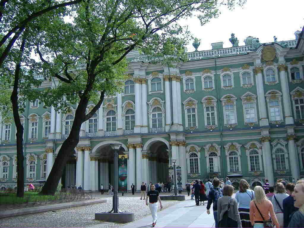 Museo Hermitage San Pietroburgo