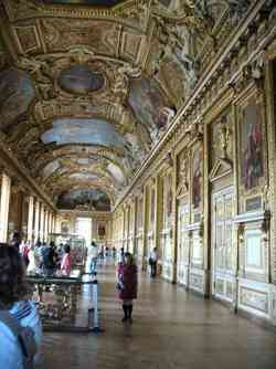 Louvre - Sale Ala Denon
