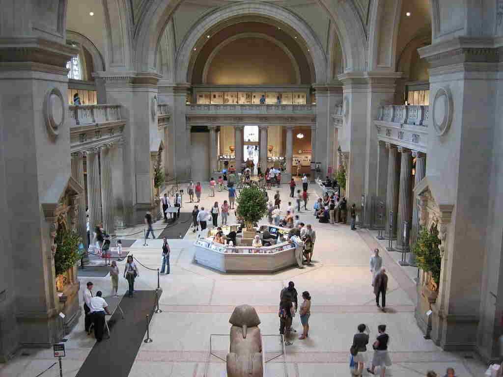 Met metropolitan museum of art new york opere d 39 arte for Museum of art metropolitan