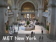 MET Metropolitan Museum of art New York