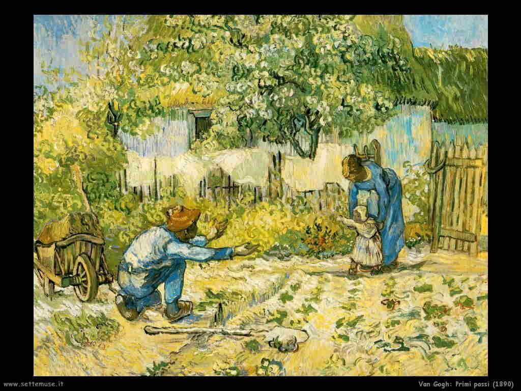 Van Gogh Primi passi (1890)