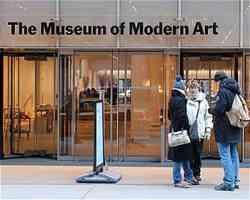 MoMA Museum of Modern Art New York
