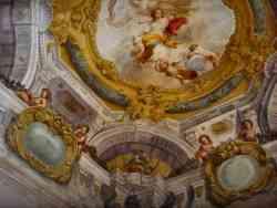 Palazzo Pitti - Galleria Palatina - Affreschi