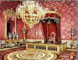Palazzo Pitti - Appartamenti Reali - Sala del Trono