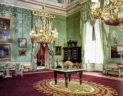 Palazzo Pitti - Appartamenti Reali - Sala Verde