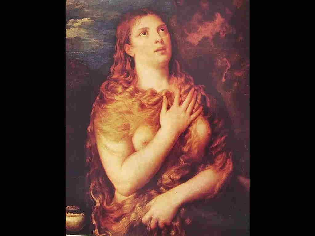 Maddalena Penitente - Tiziano