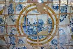 Palazzo Pitti - Particolare pavimento Sala della Stufa