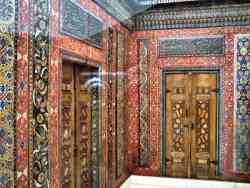 Museo di Pergamo - Particolare Camera di Aleppo