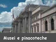 Indice dei musei e pinacoteche