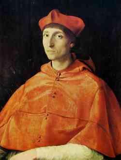 Museo del Prado - Ritratto di Cardinale - Raffaello