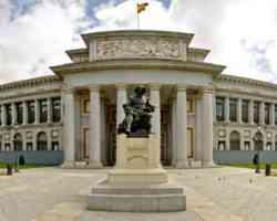 Museo El Prado - Ingresso principale