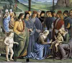 Cappella Sistina - Storia di Mosè