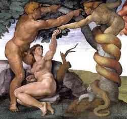 Cappella Sistina - Peccato originale