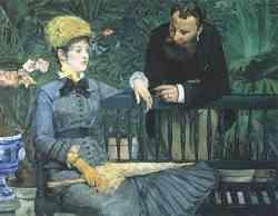 Alte Nationalgalerie - Edouard Manet
