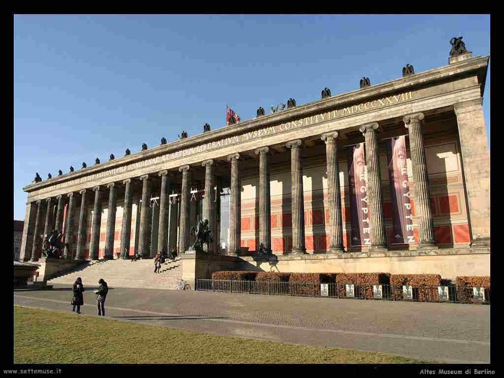 Facciata Altes Museum