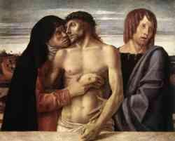 Pinacoteca Brera Milano - La Pietà di Bernini